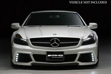 Mercedes-Benz AMG Aluminium License Plate Gloss