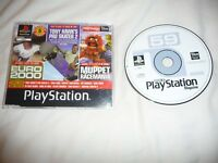 PS1 Sony Playstation 1 Official UK Playstation Magazine Demo Disc 59
