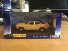 Vanguards Mk3 Ford Cortina 2000E Sahara Beige 1/43 MIB Ltd Ed VA10312