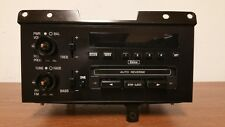 1994 BUICK PARK AVENUE RADIO/TAPE PLAYER *MISSING VOL & TUNE BUTTONS