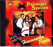 Palemiger Spatzen-Harmonika Party cd album
