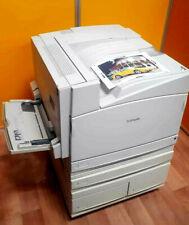 A3 Farblaserdrucker mit Netzwerk und Fax, Lexmark X940e DIN A3 A4 A5, Farbdruck