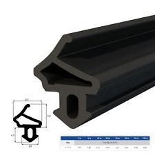 Gummi-,Tür-, Fensterdichtung S-1172 1-100m EPDM Schwarz Wärme-,Schalldämmung TOP