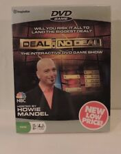 Deal Or No Deal Dvd Game Interactive Game Show Hosted By Howie Mandel New Sealed