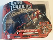 TRANSFORMERS MOVIE 2007 OPTIMUS PRIME VOYAGER CLASS MINT