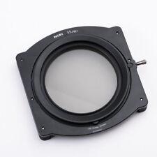 NiSi V5 PRO 100mm Filter Holder Kit + CPL + 67 72 77 82mm Rings *OPEN BOX*