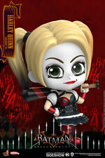 "NEW HOT TOYS DC COMICS COSBABY BATMAN ARKHAM KNIGHT HARLEY QUINN 3.75"" FIGURE"