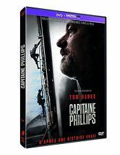 DVD *** CAPITAINE PHILLIPS *** avec Tom Hanks ( neuf sous blister )