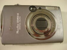 Nice Canon PowerShot SD800 Digital Camera IXUS 850