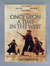 Once Upon In The West,  DVD,  Henry Fonda, 2 Disc Special Collector's Edition