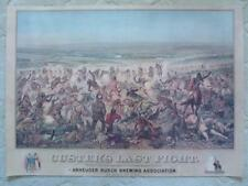 CUSTER'S LAST FIGHT - 1896 REPRINT - GEORGE CUSTER BATTLE OF LITTLE BIG HORN