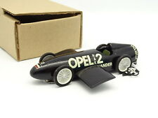 Western Models kit monté métal 1/43 - Opel Rak 2 Land Speed record 1928