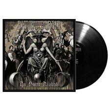 DIMMU BORGIR - IN SORTE DIABOLI BLACK VINYL  VINYL LP NEW+