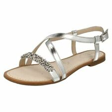 Buckle Synthetic Wet look, Shiny Shoes for Women