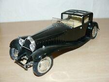 Voiture Solido Bugatti Royale Type 41 1930 Esc 1:21 Modèle Car Poupée Alfreedom