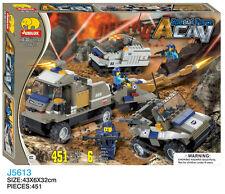 Woma Special Truppe Acav gepanzerte Fahrzeuge Bausteine Set J5613A