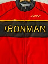 Mens Zoot Ironman Limited Edition Triathlon Kona Bike Race Tri Jersey Xl 1978
