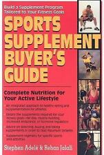 Sports Supplement Buyer's Guide: Complete Nutrition for Your Active Lifestyle...