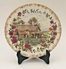 Royal Albert 'Four Seasons Series' Spring Plate - Artwork by Fred F. Errill