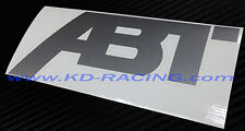 Abt Sticker Decals VAG AUDI VW Seat Golf R GTI S3 Rs3 S4 Rs4 TT Ship X 2