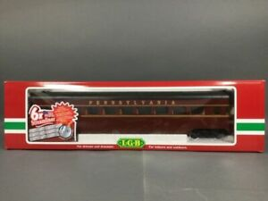 LGB 32570 Pennsylvania G Gauge Streamlined Passenger Car