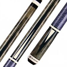 Players C-810 C810 Smoke Grey Stained Maple Pool Cue w/ FREE Shipping