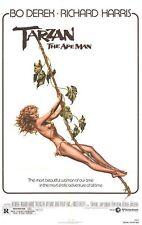 Tarzan the Ape Man Bo Derek Olivia De Berardinis Art Original 27x41 Movie Poster