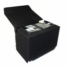 Batterieschutzhülle Thermoschutz Batterie 65-75Ah Isolierung Frostschutz Hülle