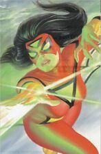 Spider-Woman 1 Alex Ross Spiderman Team Up A Natives Variante NM