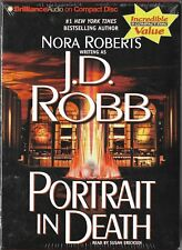 In Death: Portrait in Death 16 by J. D. Robb (2007, CD, Abridged) New Sealed!
