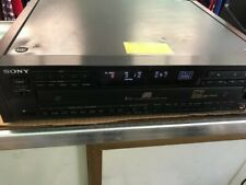 SONY ES CDP-C77ES 5 Disc CD Changer Player