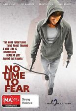 No Time To Fear (DVD, 2012) thriller