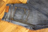 Men's TOMMY HILFIGER WOODY OLD SCHOOL BLUE Jeans W32 L33