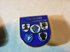 aus Nachlass alter Bundeswehr Metall Pin sehr schön bitte ansehen Teil-8