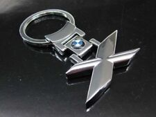 BMW X1 X2 X3 X4 X5 X6 Style Metal Car Logo Key Chain  Genuine US SELLER