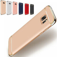For Samsung Galaxy Note 5 Luxury Thin Armor Full Protective Hard Back Case Cover