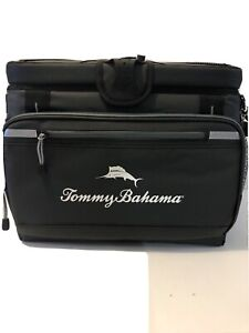 Tommy Bahama Zipperless Cooler Bag BackSaver Insulated Ice Bag NEW