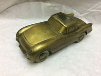 Vintage 1974 Car Bank By Banthrico Chicago Advertising Bank in Lorain Ohio Vet