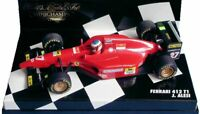 MINICHAMPS 430 940027 430 950027 FERRARI F412 F1 model cars J Alesi 1994/95 1:43