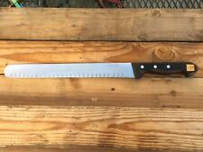 kitchen Knife Zwilling J.A. Henckels Solingnen Germany No Stain Friodur