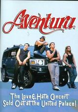 Aventura: Love and Hate Concert - Sold Out at the United Palace (2005 (RÉGION 0)
