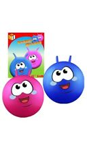 """18"""" Retro Space Hopper Jump Bounce Around Ball Toy - Colour Varies"""
