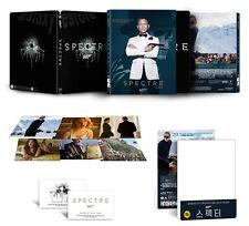 SPECTRE (2015) [Blu-Ray] Limited 3000, (STEELBOOK) Full Slip BOX SET/ (Region A)