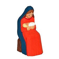 LOTTE SIEVERS HAHN 1021 MARIA mit KIND sitzend
