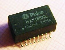 HX1188NL 10/100BASE-T Single Port Transformer, Pulse
