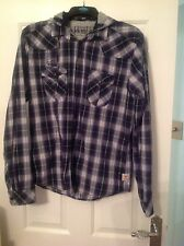 Mens Hooded Shirt from Jack Jones size M