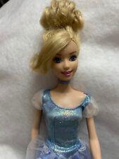 Disney Barbie Princess Cinderella Doll Mattel 2011