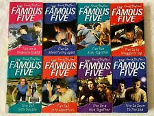 Enid Blyton Famous Five Books x8