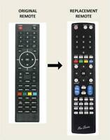 RM-Series® Replacement Remote Control for Seiki SE24HD02UK LCD TV