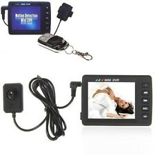 "2.7"" Angel Eye Spy Mini Button Camera Video Recording System Pocket Video DVR"